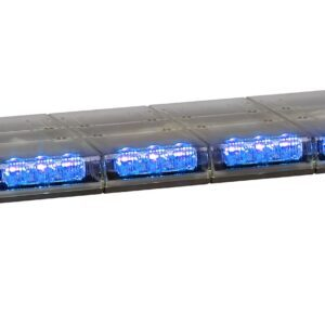 Blålys - Whelen® Justice®, EC, 12V, Blå, 50