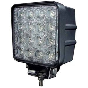 Arbeidslys, Truckled, ECE-R10, 9-32V, 16 st LED