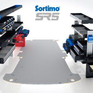 Sortimo innredning Skuffer SR5