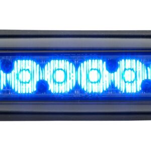 Whelen ION SUper LED Blå 12v
