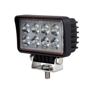 8 LED Arbeidslys flood