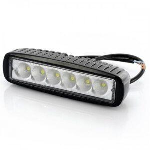 LED 6 LED Lav og bred